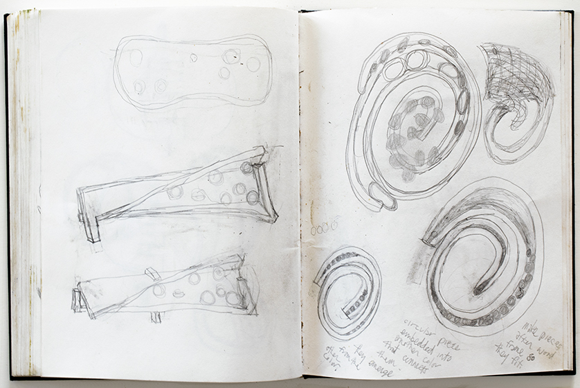 drawings for Winward, Untitled 174